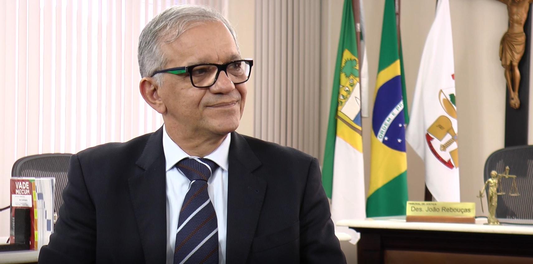 Resultado de imagem para desembargador João Rebouças