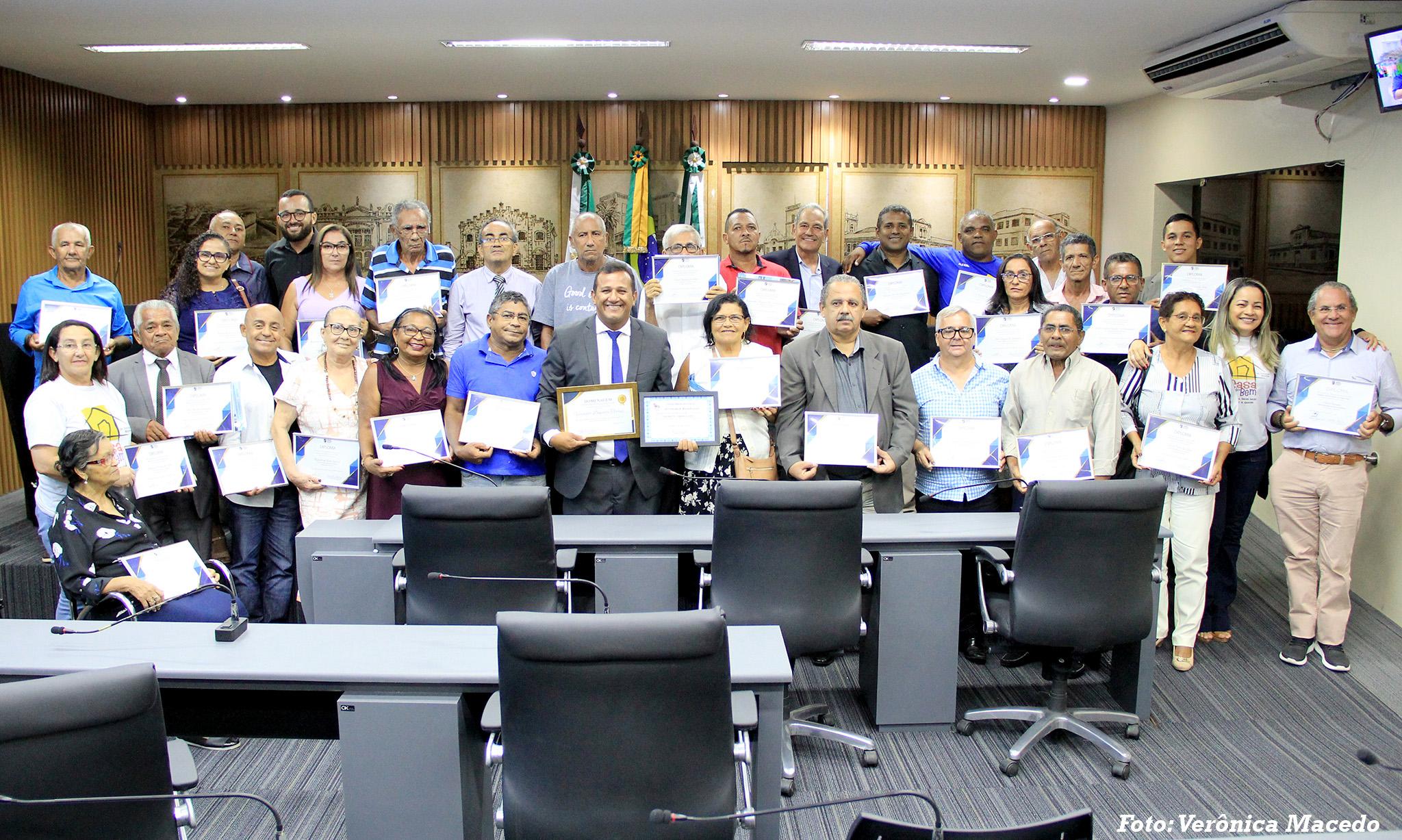 Resultado de imagem para 61 anos: Bairro Mãe Luíza recebe homenagem da CMN