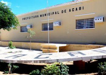 Justiça determina que município de Acari forneça abrigo para família sem-teto