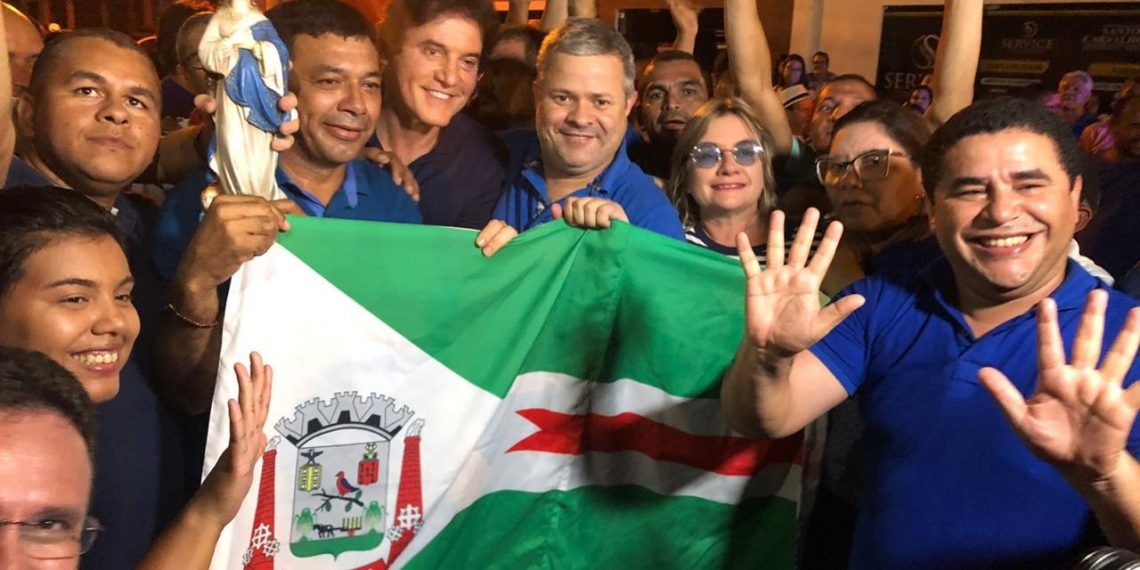 Em eleição suplementar acirradíssima, Júlio César é eleito novo prefeito de Ceará-Mirim
