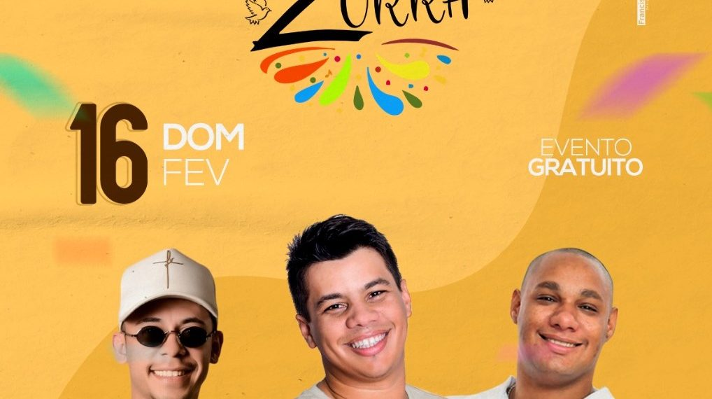 Bloco Zorra agita o Pré-Carnaval de Areia Branca